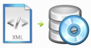 XML into DB