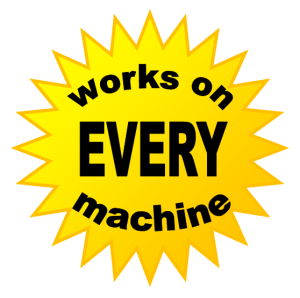 Works On Every Machine