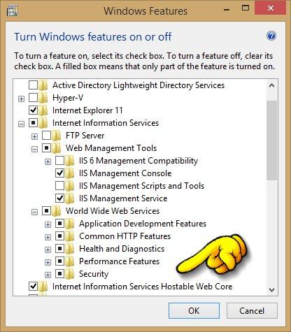 IIS, Visual Studio, unable to start debugging on the web